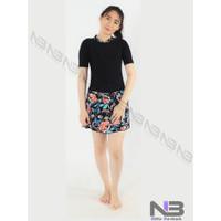 baju renang diving rok wanita dewasa new model NB - nb1, M
