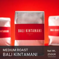 Bali Kintamani Arabica Grade 1 Biji Kopi Roasted Beans