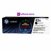 TINTA TONER HP LASERJET 83A (CF283A) BLACK ORIGINAL