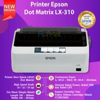 Printer Epson LX310 LX-310 LX 310 Dot Matrix New Original