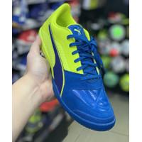 sepatu futsal puma invicto sala stabilo biru 2016 new original 100%