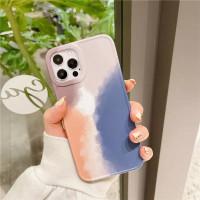 Abstract cloudy softcase lucu simpel kekinian phone 12 PRO MAX