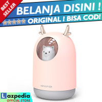 Humidifier Oil Diffuser Air 300ML Ultrasonic Aroma Theraphy
