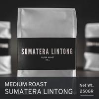 Sumatera Lintong Arabica Grade 1 Biji Kopi Roasted Beans