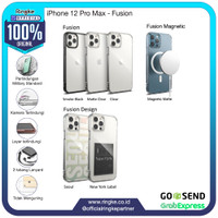 Ringke iPhone 12 Pro Max Fusion Softcase Slim Tough Armor Anti Crack