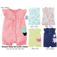 JUMPER BABY GIRL / OVERALL BAYI PEREMPUAN / ROMPERS / BAJU BAYI