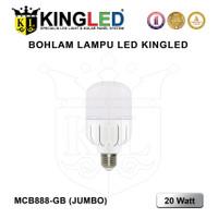 KINGLED LAMPU BOHLAMP LED / BULB 20WATT