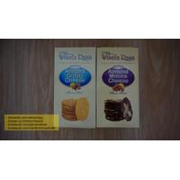 Almond Crispy | oleh - oleh khas Surabaya - Jawa Timur (Free 1 Brem)