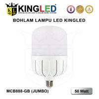 KINGLED LAMPU BOHLAMP LED / BULB 50WATT