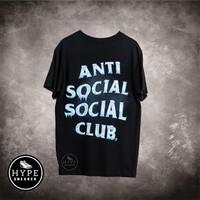 Baju ASSC Cold Sweats Black Tshirt 100% ORIGINAL - S
