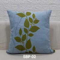 Sarung Batal Sofa 50 x 50, 40 x 40 / Sarung Bantal Kursi Sofa Premium - SBP 02, 40 x 40 cm