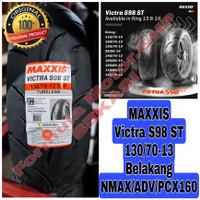 Maxxis Victra 130/70-13 Free Pentil / Ban Belakang Nmax