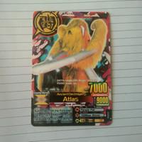Kartu Animal Kaiser, Ori Box (tetap bisa dimainkan) Evo.1 (Atlas)