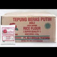 Terlaris tepung beras rose brand 1 dus Ready stok