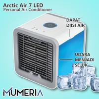 ARCTIC AIR Evaporative Air Cooler Personal AC Portable 7 LED