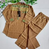 baju koko anak bordir - 4-5 tahun