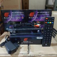 Set top box Evinix H1 New DVB T2 DVB C