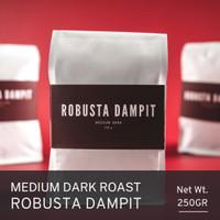 Robusta Dampit Biji Kopi Roasted Beans