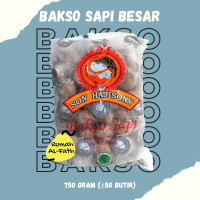 Bakso Sapi 750gr by Bakso Son H. Sony Lampung
