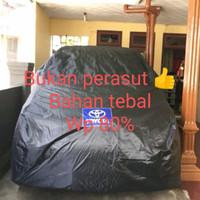 cover selimut sarung tutup body part aksesoris mobil toyota yaris-agya - Hitam