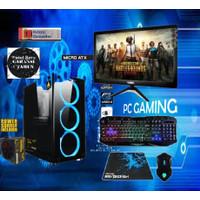 Pc Gaming AMD RYZEN 5/Ram 8/Vga Vega 11/Ssd 120/Hd 1TB/Mb B450