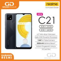 REALME C21 4GB RAM 64GB ROM Garansi Resmi