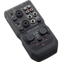 ZOOM U-24 PORTABLE 2X4 USB HANDY AUDIO/MIDI INTERFACE
