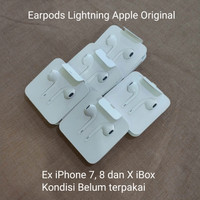 headset lightning iphone original tag earpods apple not airpods
