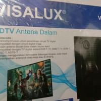 antena tv digital indoor visalux