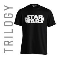 Kaos Brand Trilogy Movie Star Wars Logo 1 T-shirt