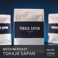 Toraja Sapan Arabica Grade 1 Biji Kopi Roasted Beans