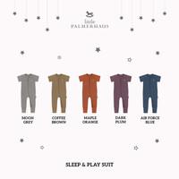Little Palmerhaus - Sleep & Play Suit (Jumper Bayi) 0-12 Bulan 2.A