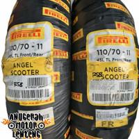 Ban Pirelli Scooter Angel 110/70-11 110 70 Ring 11