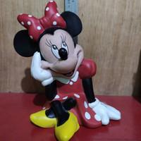 Minnie Mouse Coinbank Ori Disney