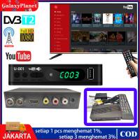Set Top Box DVB-T2 SKYBOX TV Receiver Digital Antena HDMI