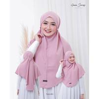 Hijab Bergo Hana Jilbab Kurung Kekinian Yaumi