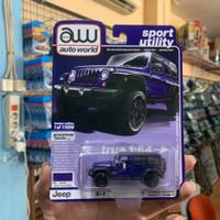 Auto World 2018 Jeep Wrangler JK Unlimited Sport