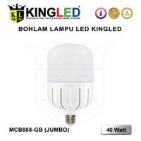 KINGLED LAMPU BOHLAMP LED / BULB 40WATT