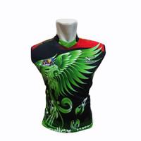 (BISA COD)Jersey proliga baju volly kaos olahraga printing