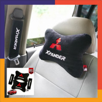 Bantal Mobil Xpander sport/Bantal Sandaran Kepala/Batal Jok Mobil