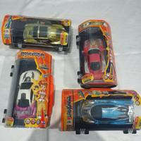 RC Auldey Race Tin Flash & Dash