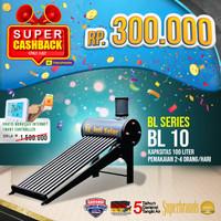 Pemanas Air Matahari IntiSolar 100 liter INTI SOLAR WATER HEATER BL10