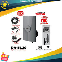 Antena Digital Tv Indoor/Outdoor PX DA-5120 / ANTENA DIGITAL100%