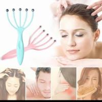pijat kulit kepala pemijat massager alat bakoma pusing head spa sclap