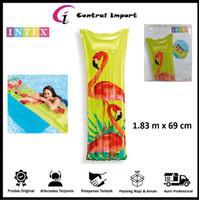 Intex Kasur Air - Intex Pelampung - Intex Kolam Renang 59720 flaminggo