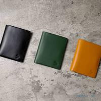 SLIMFOLD Slim Genuine Leather Wallet by Press Play Dompet Kulit