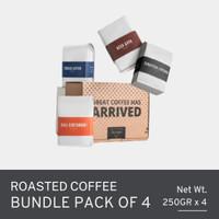 Roasted Beans Bundle Pack (4 packs)