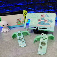 Fit Dock Animal Crossing Nintendo Switch Mika Case / Casing - Green