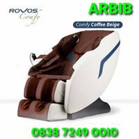 Sofa Pijet Rovos Comfy Terapi Kursi Massage Listrik Canggih
