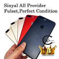 iphone 7 plus 128gb 32gb 256 gb second x inter Mulus Kondisi Perfect